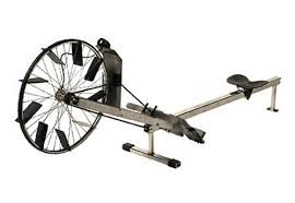 the rowing machine