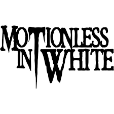 Motionless In White Band Decal Sticker Motionless In White Decal