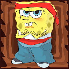 49 gangster spongebob wallpapers on