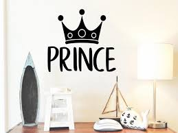 Prince Wall Decal Door Decal Door Sign Prince Decal Etsy
