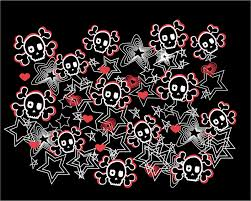 cute skeleton wallpaper on wallpapersafari
