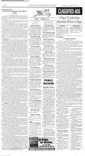 The Pendleton Record January 29, 2015: Page 4