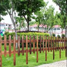 Anticorrosive Wood Fence Garden Fence Garden Plastic Fence Small Fence Flower Bed Wooden Fence Flower Pond Railing