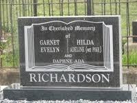 Daphne Ada Richardson (1928 - d.) - Genealogy