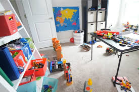 How To Declutter Kids Toys And An Organized Playroom Tour Abby Lawson