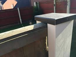 Concrete Fence Post 12ft Slotted For Sale Ebay