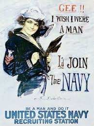 Bernice Smith, Gee I Wish in 2020 | Joining the navy, Patriotic posters, Us  navy recruiting
