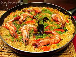 seafood paella of zamboanga city