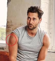 Ryan Eggold's 3 Tattoos & Their Meanings – Body Art Guru