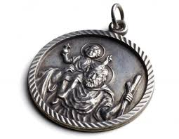st christopher necklaces lovetoknow
