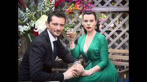 Debi Mazar and with husband Gabriele ...