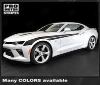 Chevrolet Camaro Vinyl Stripes Decals Auto Graphics Pro Motor Stripes