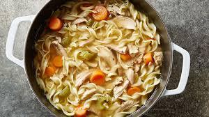 easy homemade en noodle soup