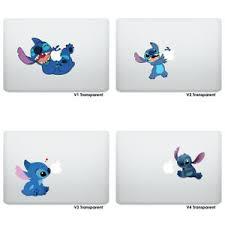 Stitches Macbook Decal Sticker Skin For Macbook Stickers Pro Air 11 12 13 15 17 Ebay