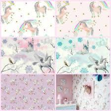 unicorn wallpaper pink fairy castle