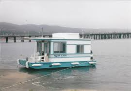 aqua casa houseboat