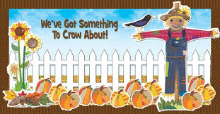 We Ve Got Something To Crow About Fall Bulletin Board Idea Supplyme