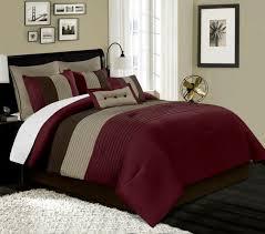 8 piece monica sage chocolate comforter
