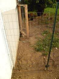 Field Fencing T Post Gates Backyard Chickens Learn How To Raise Chickens