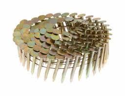 degree wire collated galvanized coil