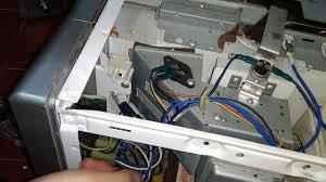 Sửa lò vi sóng sanyo không nóng, mất đèn - YouTube