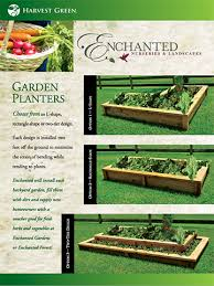 harvest green partners with enchanted