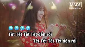 Karaoke Liên Khúc Mùa Xuân Ơi, Ngày Tết Quê Em - Quang Dũng Beat ...