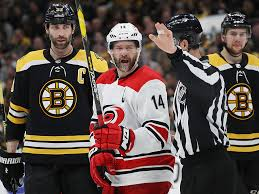 Hurricanes' Justin Williams 'unsure' about hockey future, steps ...