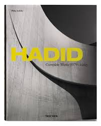 hadid coffee table book contemporary