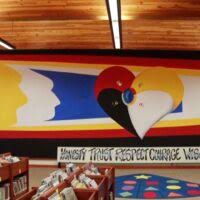 In Focus: Bemidji Public Library Features New Mural From Local Artist