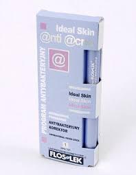 anti aacne ideal skin antybakteryjny