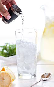 vodka lemonade i am baker