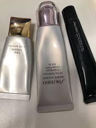 shiseido refining makeup primer deluxe