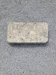 Adeline Collins (1841-1923) - Find A Grave Memorial