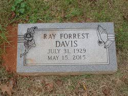 Ray Forrest Davis (1929-2015) - Find A Grave Memorial