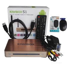 Bán Android Tivi Box Ultra HD Kiwi S1 tặng kèm Chuột Không Dây ...