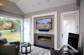 fireplace vs ortal s cool wall technology