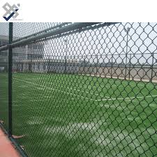 Anping Factory Directly Supply Football Filed Pvc Coated Or Galvanized Chain Link Fence Buy Pvc Coated Chain Link Fence Plastic Coated Chain Link Fence Powder Coated Chain Link Fence Product On Alibaba Com