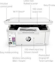 Bol Com Hp Laserjet Pro Mfp M28w Laserprinter