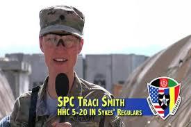 DVIDS - Video - Spc. Traci Smith