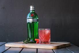 tanqueray no ten gin watermelon