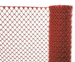 Plastic Fencing Roll Temporary Plastic Fencing