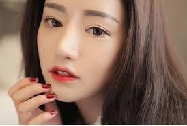 cara memakai make up natural ala korea