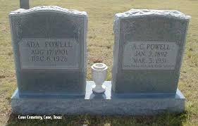Ada Powell