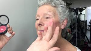makeup for older women the best video