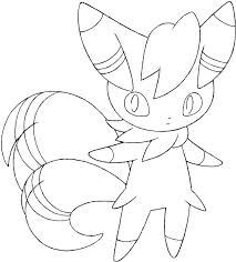 Meowstic Pokemon Tekenen