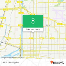 How to get to AVIS in Long Beach by Bus or Light Rail | Moovit