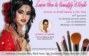 best place to learn makeup in delhi