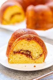 cinnamon sugar swirl coffee cake