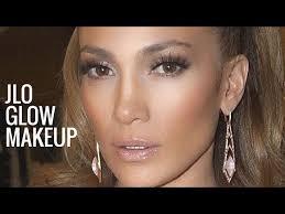 jlo glow makeup jennifer lopez makeup